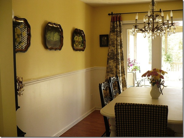 The Dining Room Is Finished A Cultivated Nest